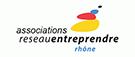 Associations réseau entreprendre Rhône-Alpes, partenaire de Confort Glass à Caluire, Lyon.