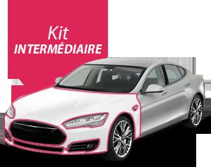 Protection de carrosserie kit intermédiaire, Vitres teintées, Confort Glass à Caluire, Lyon