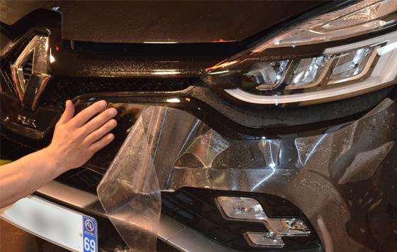 Film protection carrosserie automobile film, vitres sécurisées, protection de carrosserie et covering pour vos véhicules, Confort Glass à Caluire, Lyon