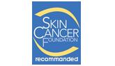 Skin Cancer Foundation recommanded, partenaire de Confort Glass à Caluire, Lyon