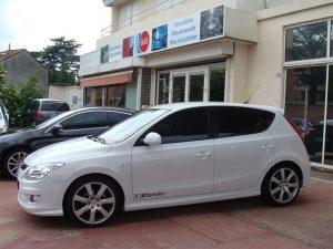 Vitres teintées Hyundai i30sport