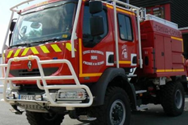 Vitres sécurisées Film de Sécurité anti-caillassage, camion pompier