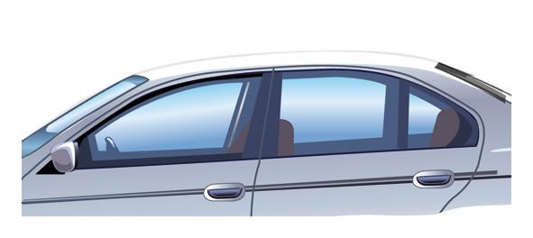 Nos produits automobile, Film Onyx Incolore, Film teinté vitrage automobile