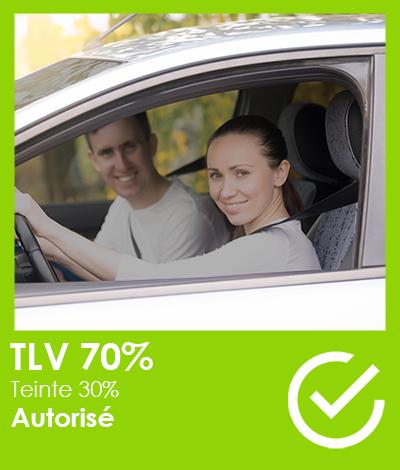 Réglementation automobile, Vitres teintées TLV 70%, Réglementation vitres teintées automobile, Film teinté automobile