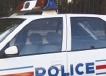 Vitres sécurisées Film de Sécurité anti-carjacking, véhicule police