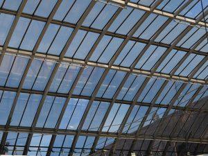 Bâtiment, film vitrage verrière, Confort Glass Caluire, Lyon