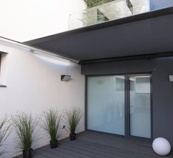 Stores bannes, Stores de véranda, Stores extérieurs, vérandas, pour Bâtiment, Confort Glass à Caluire, Lyon