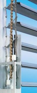 Brise soleil BSO PROTAL mécanisme, brise soleil tout métal, pour Bâtiment, Confort Glass à Sathonay-Camp, Lyon