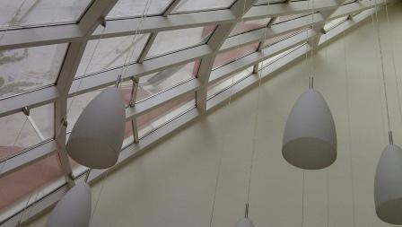Musée, protection anti-uv verrière, Confort Glass Sathonay-Camp, Lyon