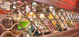 Brise soleil, rideaux métalliques, rideau métallique lames pleines, pour Bâtiment, Confort Glass à Sathonay-Camp, Lyon