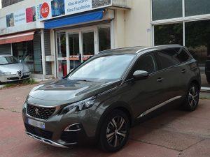 Vitres teintées automobile Peugeot, Confort Glass Caluire, Lyon