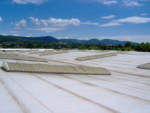 Bâtiment, laque de protection solaire, Confort Glass Caluire, Lyon