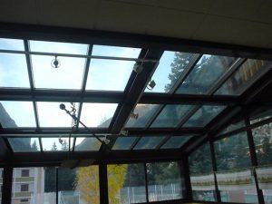Bâtiment, film vitrage verrière, Confort Glass Sathonay-Camp, Lyon