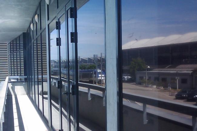 Film solaire Bâtiment, Confort Glass, Sathonay-Camp, Lyon