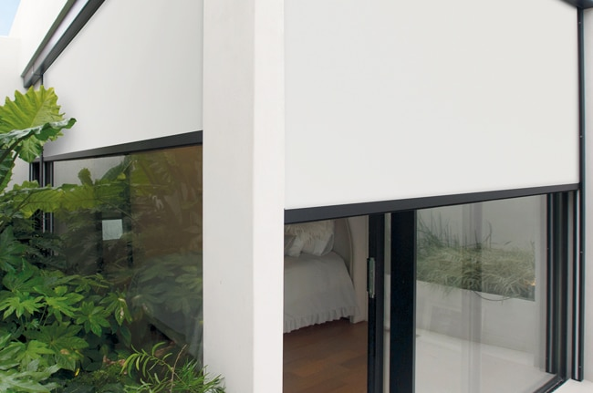 Stores enrouleurs extérieurs, Confort Glass Bâtiment, Caluire, Lyon