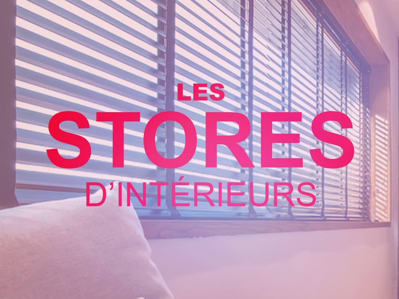 Stores d'intérieurs, Confort Glass bâtiment, Caluire, Lyon