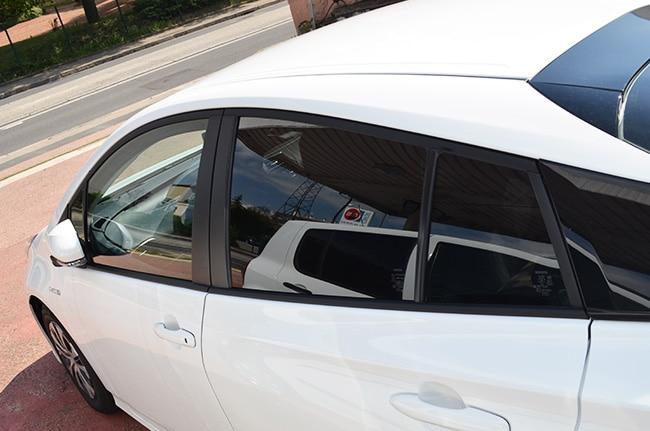 Vitres teintées Toyota Prius Hybride, Confort Glass automobile, Sathonay-Camp, Lyon