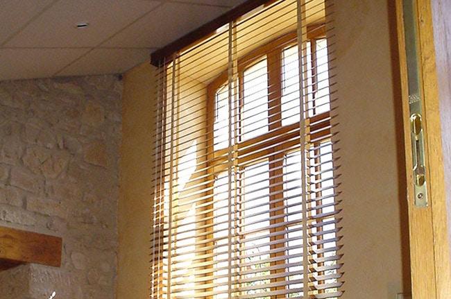 Brise-soleil orientable, Confort Glass Bâtiment, Caluire, Lyon, région Rhône-Alpes