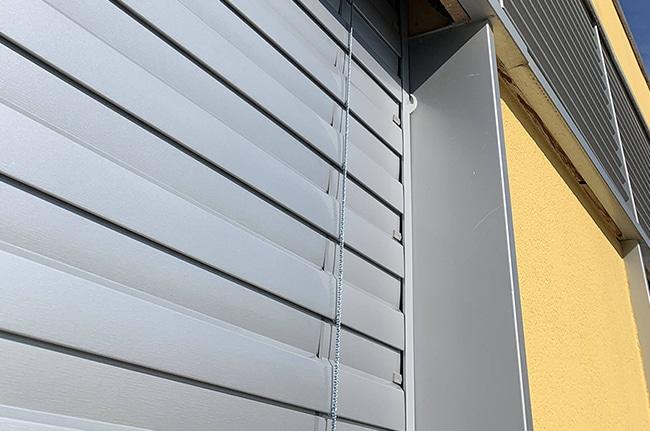 Brise-soleil, Confort Glass Bâtiment, Caluire, Lyon