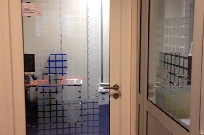 Film dépoli décoration, Confort Glass Caluire, Lyon, région Rhône-Alpes