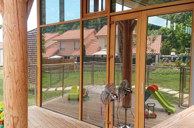 Film solaire vitrage Silver 35 OSW, Confort Glass Caluire, Lyon, région Rhône Alpes.