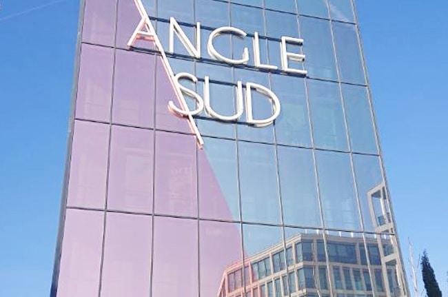 Confort Glass bâtiment, Film solaire façade bâtiment
