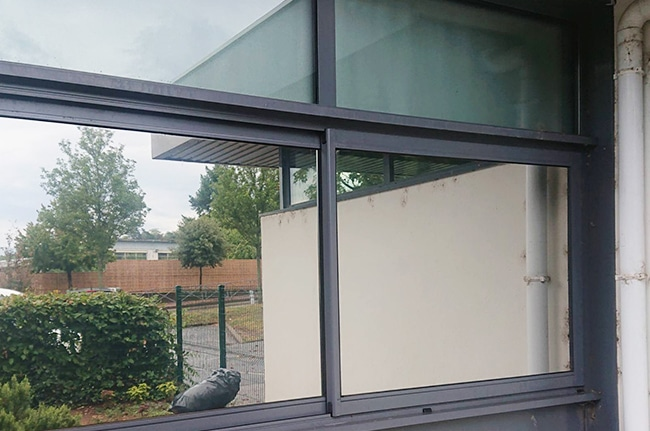 Film solaire Silver 20 OSW, Confort Glass Sathonay-Camp, Lyon, région Rhône-Alpes