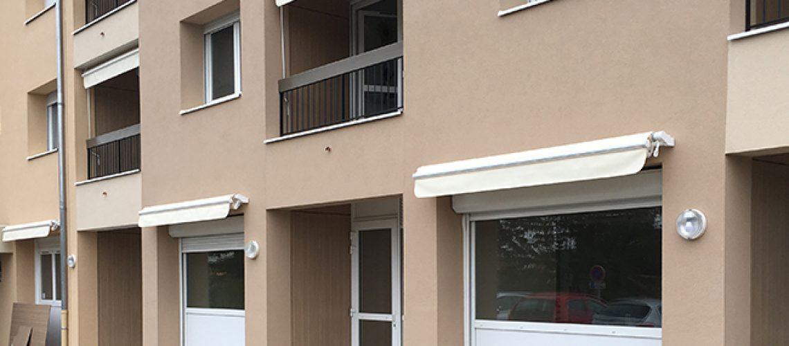 Bannes stores Meyzieu, Confort Glass Sathonay-Camp Lyon