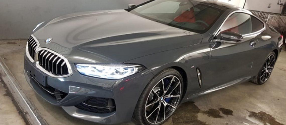 BMW Série 8 Coupé, vitres teintées, Confort Glass Sathonay-Camp, Automobile, Bâtiment, Lyon