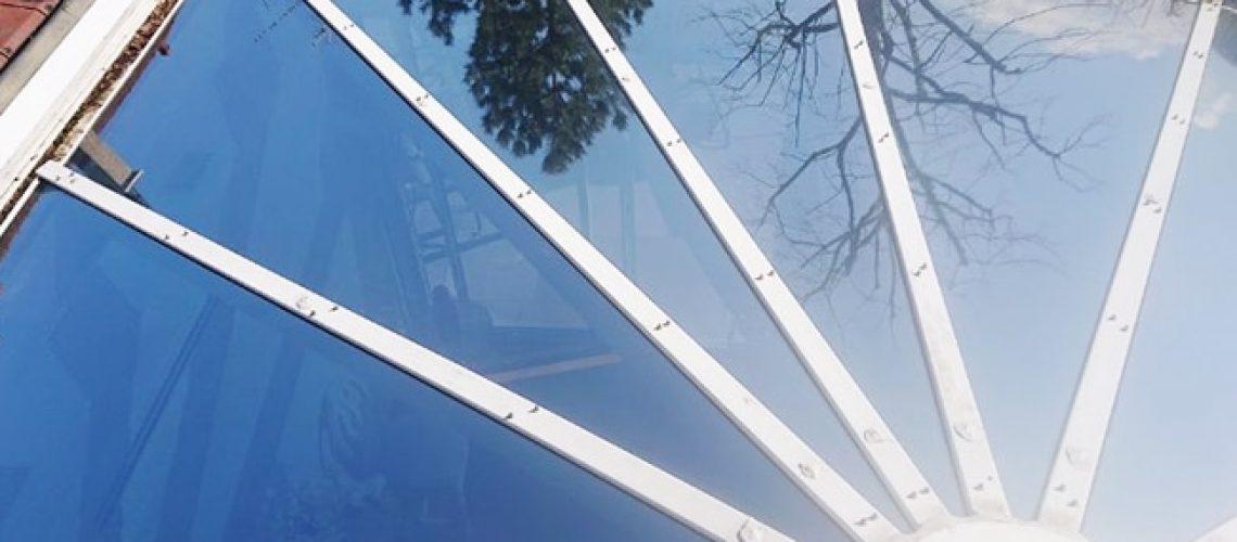 Film protection solaire verrière, Confort Glass, Sathonay-Camp, Lyon, région Rhône-Alpes