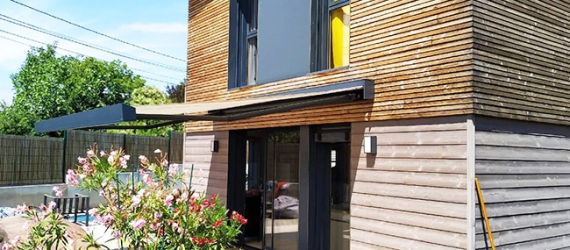 Film solaire Prestige70 extérieur, Confort Glass, Sathonay-Camp, Lyon, région Rhône-Alpes