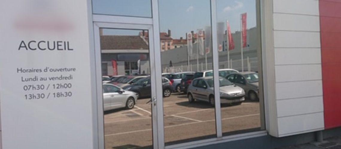 Film solaire Stainless Steel 15 OSW, Confort Glass Sathonay-Camp, Lyon, région Rhône-Alpes