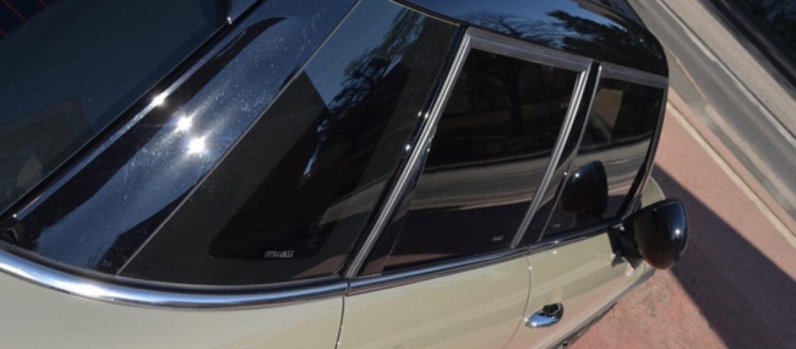 Mini Coope S Vitres teintées, Confort Glass, Caluire, Lyon