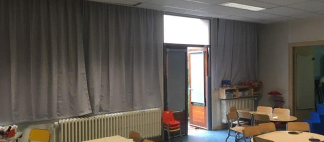 Stores intérieurs et rideaux, Confort Glass Bâtiment, Sathonay-Camp, Lyon, région Rhône-Alpes