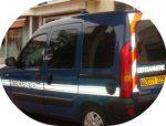 Nos produits, films, automobile, Véhicule gendarmerie