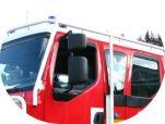 Nos produits automobile, Vitre camion pompier