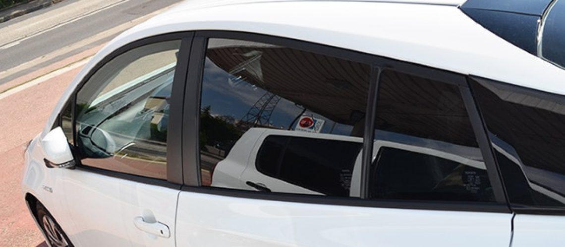 Vitres teintées Toyota Prius Hybride, Confort Glass automobile, Caluire, Lyon